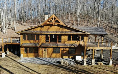 High Country Timber Frame
